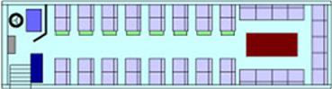 座席表イメージ